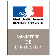 www.LOGOTHEQUE.fr - logo Ministere De Interieur