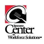 logo Resource Center for Workforce Solutions(204)