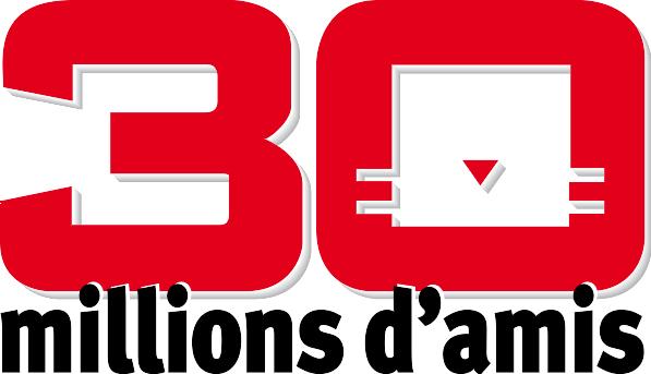 ● Le jeux des nombres en images - Page 2 Logo+30+Millions+d_amis