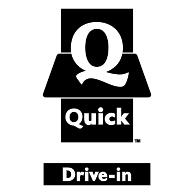 88e3cc179f09 www.LOGOTHEQUE.fr - logo Quick Drive-in